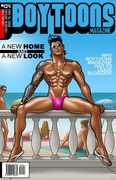 Boytoons Magazine #124