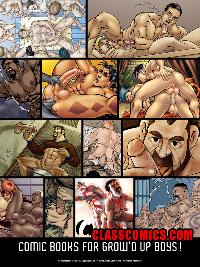 Recently I had to create an ad for the Program of the HX Gay Erotic Expo ...