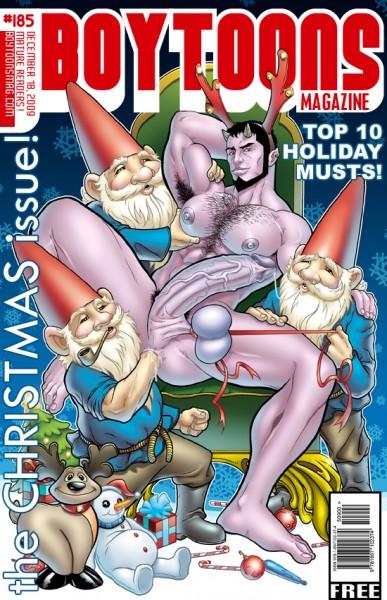Boytoons Magazine #185 cover