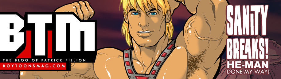 BOYTOONS MAGAZINE #220 – Sanity Breaks and He-Man! Image