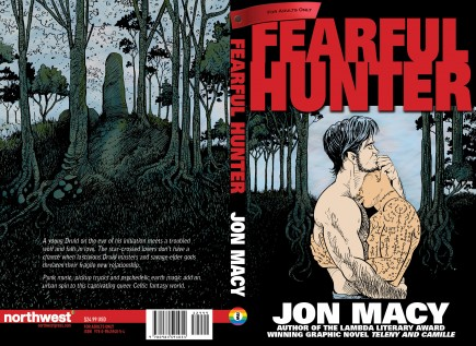 Fearful Hunter Paperback Cover Draft v2